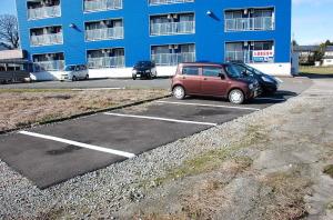 マイワタリ お客様用駐車場